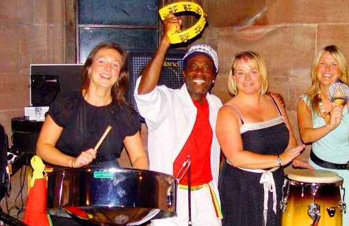 UK steel drum players Band Even wedding brides Love our Show+booking call 07766945663