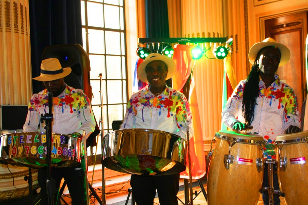 Caribbean Steel band Based in the UK Contact us on 07944432649 UK hire online on google internet uk CALL THIS NUMBER 07766945663