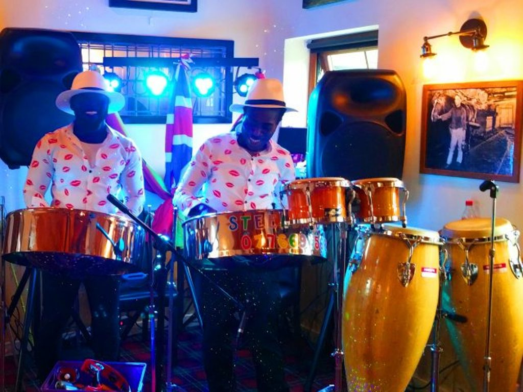 internet booking Caribbean steel drummers bands for party call, 07766945663 in the United Kingdom Weddings and Parties images 1024